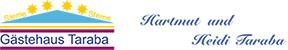 Taraba Gästehaus – Ferienwohnung Appartment Metzingen Logo