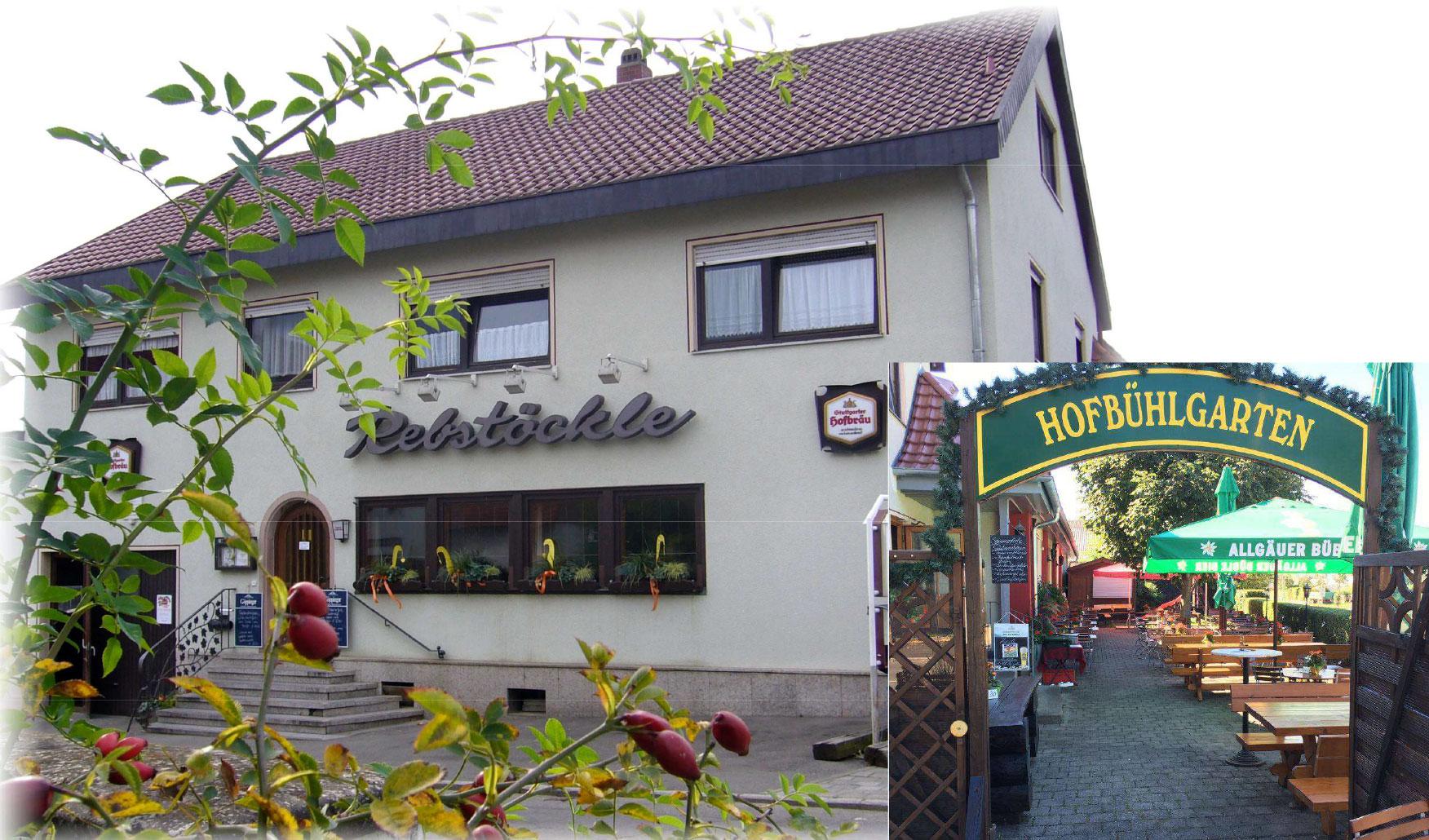 taraba-gästehaus restaurant rebstöckle metzingen neuhausen